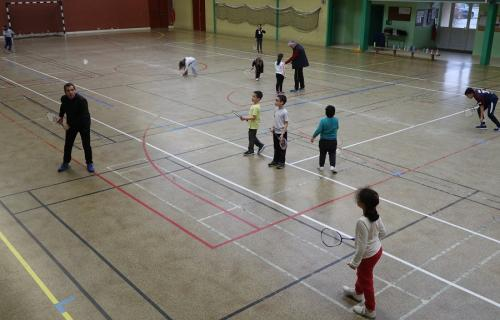 mercredis badminton